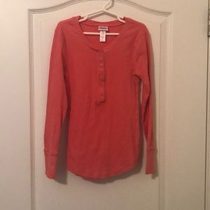 Justice long sleeved top sz10